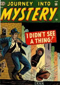 Cover Thumbnail for Journey Into Mystery (Marvel, 1952 series) #3