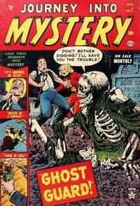 Cover Thumbnail for Journey into Mystery (Marvel, 1952 series) #7