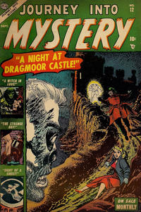 Cover Thumbnail for Journey into Mystery (Marvel, 1952 series) #12
