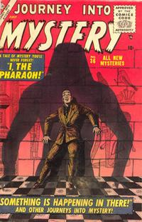 Cover Thumbnail for Journey into Mystery (Marvel, 1952 series) #36