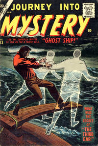 Cover for Journey Into Mystery (1952 series) #43