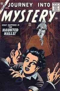 Cover Thumbnail for Journey into Mystery (Marvel, 1952 series) #44