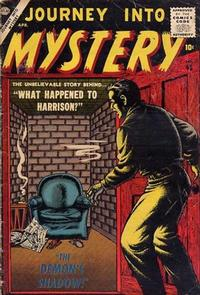 Cover Thumbnail for Journey into Mystery (Marvel, 1952 series) #45