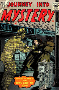 Cover for Journey Into Mystery (1952 series) #47