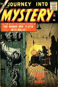 Cover Thumbnail for Journey into Mystery (Marvel, 1952 series) #48