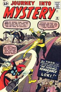 Cover Thumbnail for Journey into Mystery (Marvel, 1952 series) #88