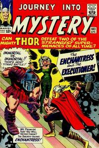 Cover Thumbnail for Journey into Mystery (Marvel, 1952 series) #103