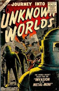 Cover Thumbnail for Journey into Unknown Worlds (Marvel, 1951 series) #49