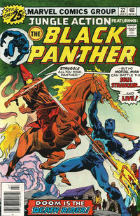 Cover Thumbnail for Jungle Action (Marvel, 1972 series) #22 [Regular Edition]