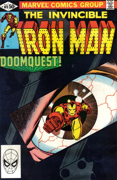 Cover for Iron Man (1968 series) #149