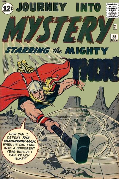 Cover for Journey into Mystery (Marvel, 1952 series) #86