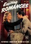 Cover for Exciting Romances (Fawcett, 1949 series) #3
