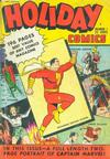 Cover for Holiday Comics (Fawcett, 1942 series) #1