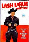 Cover for Lash Larue Western (Fawcett, 1949 series) #13