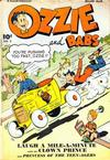 Cover for Ozzie and Babs (Fawcett, 1947 series) #2