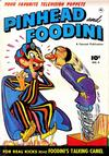 Cover for Pinhead and Foodini (Fawcett, 1951 series) #4