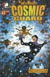 Cover for Cosmic Guard (Devil's Due Publishing, 2004 series) #2