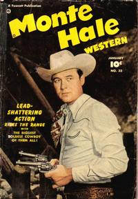 Cover Thumbnail for Monte Hale Western (Fawcett, 1948 series) #32