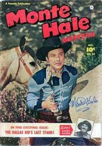 Cover Thumbnail for Monte Hale Western (Fawcett, 1948 series) #53
