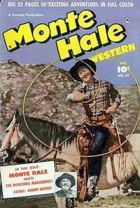 Cover Thumbnail for Monte Hale Western (Fawcett, 1948 series) #55