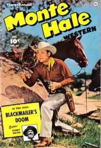 Cover Thumbnail for Monte Hale Western (Fawcett, 1948 series) #67