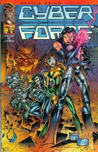 Cover Thumbnail for Cyberforce (Image, 1993 series) #30