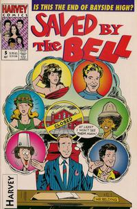 Cover Thumbnail for Saved by the Bell (Harvey, 1992 series) #5