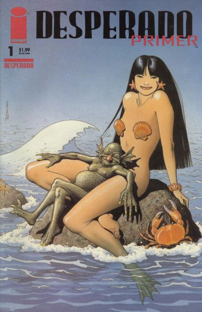 Cover for Desperado Primer (Image, 2005 series) #1
