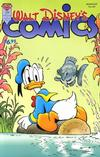 Cover for Walt Disney's Comics and Stories (Gemstone, 2003 series) #659