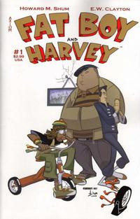 Cover Thumbnail for Fat Boy and Harvey (Axiom, 2005 series) #1
