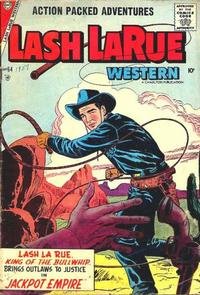 Cover Thumbnail for Lash Larue Western (Charlton, 1954 series) #64