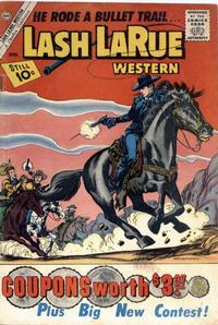 Cover Thumbnail for Lash Larue Western (Charlton, 1954 series) #83