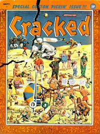 Cover Thumbnail for Cracked (Major Publications, 1958 series) #4