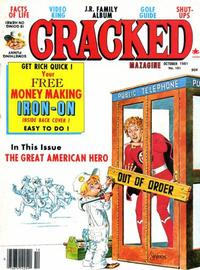 Cover Thumbnail for Cracked (Major Publications, 1958 series) #181