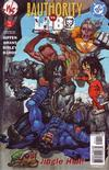 Cover for The Authority / Lobo: Jingle Hell (DC, 2004 series) #1