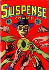 Cover for Suspense Comics (Temerson / Helnit / Continental, 1943 series) #10