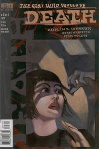 Cover Thumbnail for The Girl Who Would Be Death (DC, 1998 series) #3