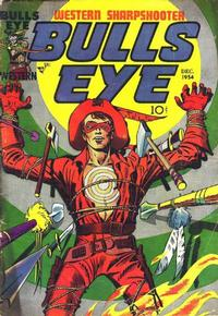 Cover for Bulls Eye (Mainline, 1954 series) #3