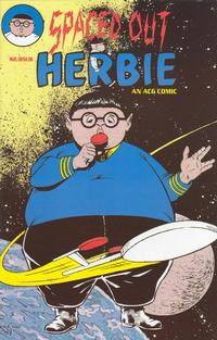 Cover Thumbnail for Spaced Out Herbie (Avalon Communications, 1999 series) #1