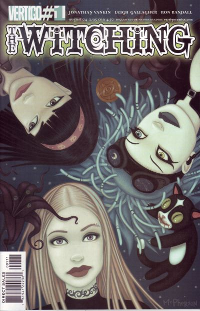 Cover for The Witching (2004 series) #1
