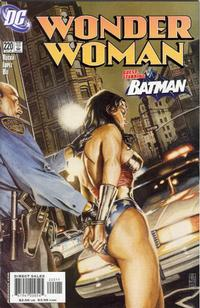Cover Thumbnail for Wonder Woman (DC, 1987 series) #220