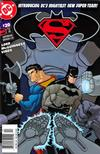 Cover for Superman / Batman (DC, 2003 series) #20 [Newsstand]