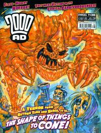 Cover Thumbnail for 2000 AD (Rebellion, 2001 series) #1438