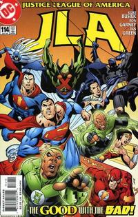 Cover Thumbnail for JLA (DC, 1997 series) #114