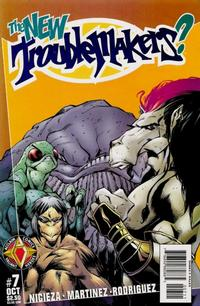 Cover for Troublemakers (1997 series) #7