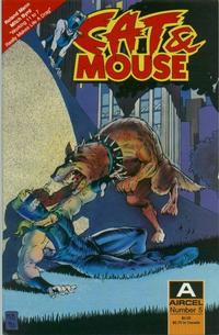 Cover Thumbnail for Cat & Mouse (Malibu, 1990 series) #5