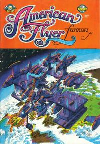 Cover Thumbnail for American Flyer (Last Gasp, 1972 series) #2