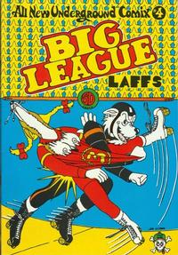 Cover Thumbnail for Big League Laffs (Last Gasp, 1973 series) #[nn]