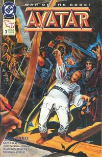 Cover Thumbnail for Avatar (DC, 1991 series) #3