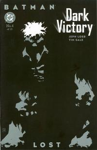 Cover Thumbnail for Batman: Dark Victory (DC, 1999 series) #4